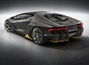 Фото авто Lamborghini Centenario 1 поколение, ракурс: 135 цвет: серый