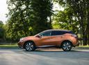 Фото авто Nissan Murano Z52, ракурс: 90 цвет: оранжевый
