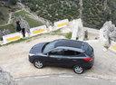 Фото авто Hyundai ix35 1 поколение, ракурс: 90 цвет: серый