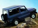 Фото авто Mercedes-Benz G-Класс W460, ракурс: 225