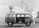 Фото авто Volkswagen Transporter T1 [рестайлинг], ракурс: 270