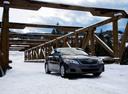Фото авто Toyota Camry XV40 [рестайлинг], ракурс: 315 цвет: мокрый асфальт