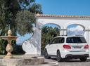 Фото авто Mercedes-Benz GLS-Класс X166, ракурс: 135 цвет: белый