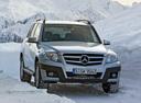 Фото авто Mercedes-Benz GLK-Класс X204, ракурс: 315 цвет: серебряный