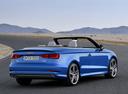 Фото авто Audi A3 8V, ракурс: 225 цвет: синий