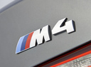 Фото авто BMW M4 F82/F83, ракурс: шильдик