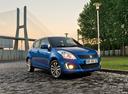Фото авто Suzuki Swift 4 поколение [рестайлинг], ракурс: 315 цвет: синий