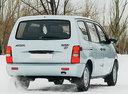 Фото авто ВАЗ (Lada) 2120 Надежда 2120м [рестайлинг], ракурс: 225