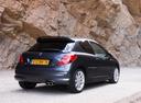 Фото авто Peugeot 207 1 поколение, ракурс: 225 цвет: мокрый асфальт