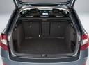 Фото авто Skoda Octavia 3 поколение [рестайлинг], ракурс: багажник цвет: серый