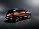 Фото авто Peugeot 3008 2 поколение, ракурс: 225 - рендер цвет: бронзовый