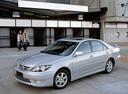 Фото авто Toyota Camry XV30 [рестайлинг], ракурс: 45 цвет: серебряный
