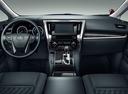 Фото авто Toyota Alphard 3 поколение [рестайлинг], ракурс: торпедо
