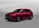 Фото авто Mazda CX-5 2 поколение, ракурс: 45 - рендер цвет: красный