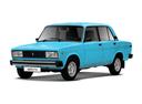 Подержанный ВАЗ (Lada) 2105, бирюзовый , цена 21 000 руб. в Самаре, среднее состояние
