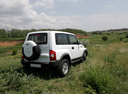 Фото авто ТагАЗ Tager 1 поколение, ракурс: 225 цвет: белый
