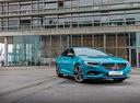 Фото авто Opel Insignia B, ракурс: 315 цвет: бирюзовый
