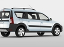 Фото авто ВАЗ (Lada) Largus 1 поколение, ракурс: 225 цвет: белый