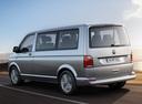 Фото авто Volkswagen Caravelle T6, ракурс: 135 цвет: серый