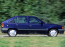 Фото авто Opel Kadett E [рестайлинг], ракурс: 270