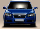Фото авто Chery CrossEastar 1 поколение,  цвет: синий