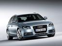 Фото авто Audi A4 B8/8K, ракурс: 315 цвет: голубой