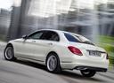 Фото авто Mercedes-Benz C-Класс W205/S205/C205, ракурс: 135 цвет: белый