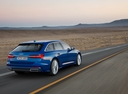 Фото авто Audi A6 C8, ракурс: 225 цвет: синий