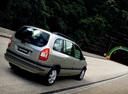 Фото авто Chevrolet Zafira 1 поколение [рестайлинг], ракурс: 225