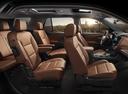 Фото авто Chevrolet Traverse 2 поколение, ракурс: салон целиком