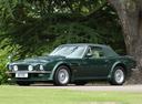 Фото авто Aston Martin Vantage 1 поколение, ракурс: 45