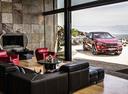 Фото авто BMW X6 F16, ракурс: 315 цвет: красный