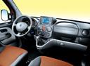 Фото авто Fiat Doblo 1 поколение [рестайлинг], ракурс: торпедо