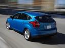 Фото авто Ford Focus 3 поколение, ракурс: 135 цвет: синий