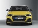 Фото авто Audi A1 2 поколение, ракурс: 0 - рендер цвет: желтый