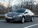 Фото авто Nissan Teana L33, ракурс: 45 цвет: серый
