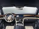 Фото авто Bentley Continental GT 3 поколение, ракурс: торпедо