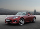 Фото авто Mazda MX-5 NC [2-й рестайлинг], ракурс: 45