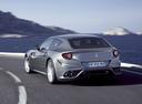 Фото авто Ferrari FF 1 поколение, ракурс: 180 цвет: серый