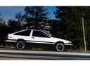 Фото авто Toyota Sprinter Trueno AE85/AE86, ракурс: 270