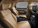 Фото авто Bentley Bentayga 1 поколение, ракурс: задние сиденья