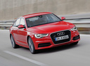 Фото авто Audi A6 4G/C7,  цвет: красный