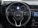 Фото авто Kia Rio 4 поколение, ракурс: рулевое колесо