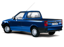 Фото авто Volkswagen Caddy 2 поколение, ракурс: 135 цвет: синий
