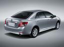 Фото авто Zotye Z300 1 поколение, ракурс: 225 цвет: серебряный