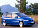 Фото авто Opel Zafira A [рестайлинг], ракурс: 315