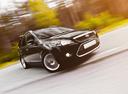 Фото авто Ford Focus 2 поколение [рестайлинг], ракурс: 315 цвет: черный