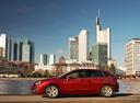 Фото авто Subaru Impreza 4 поколение [рестайлинг], ракурс: 90 цвет: красный