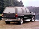 Фото авто Ford Explorer 2 поколение, ракурс: 225