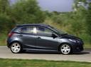 Фото авто Mazda 2 DE, ракурс: 270